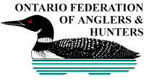 Member of Ontario Federation of Anglers and Hunters